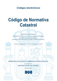 CÓDIGO DE NORMATIVA CATASTRAL ACTUALIZADO